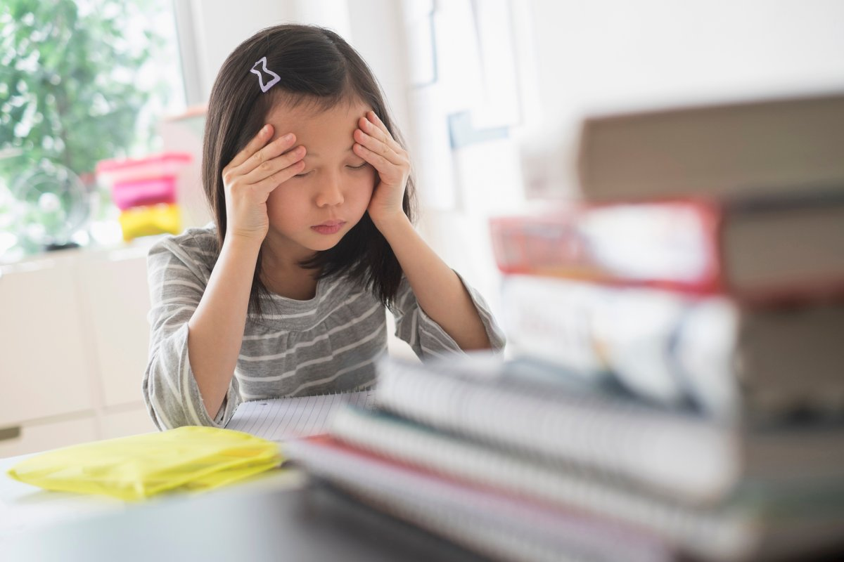 Is your child complaining of a headache? Here's what parents can do .