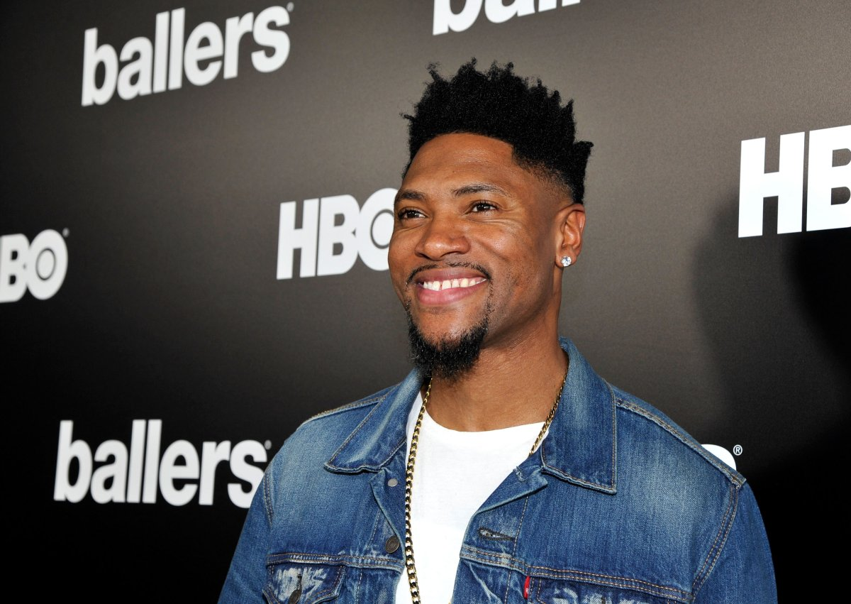 Actor London Brown attends HBO's 'Ballers' Season 3 pop-up experience on July 20, 2017 in Los Angeles, Calif.