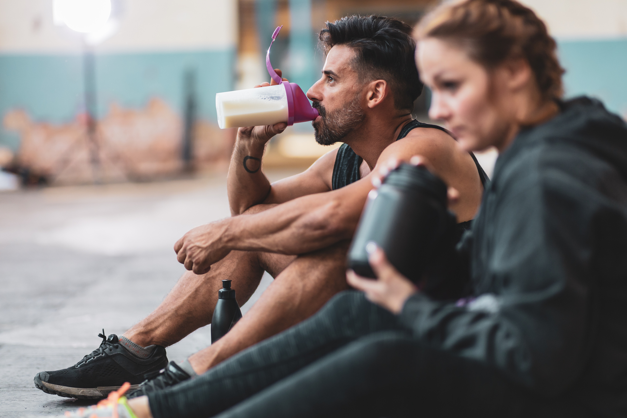 The best time to drink protein shakes - National | Globalnews.ca