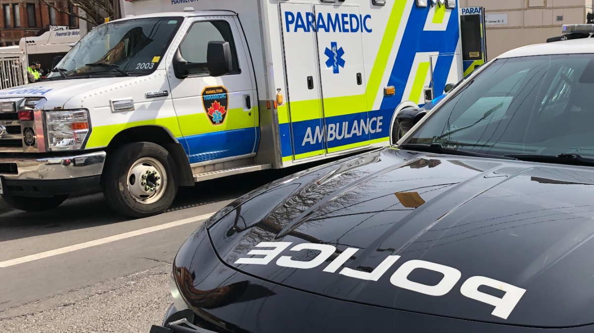 Police say a 21-year-old Hamilton man has died after he was struck by a vehicle last month.