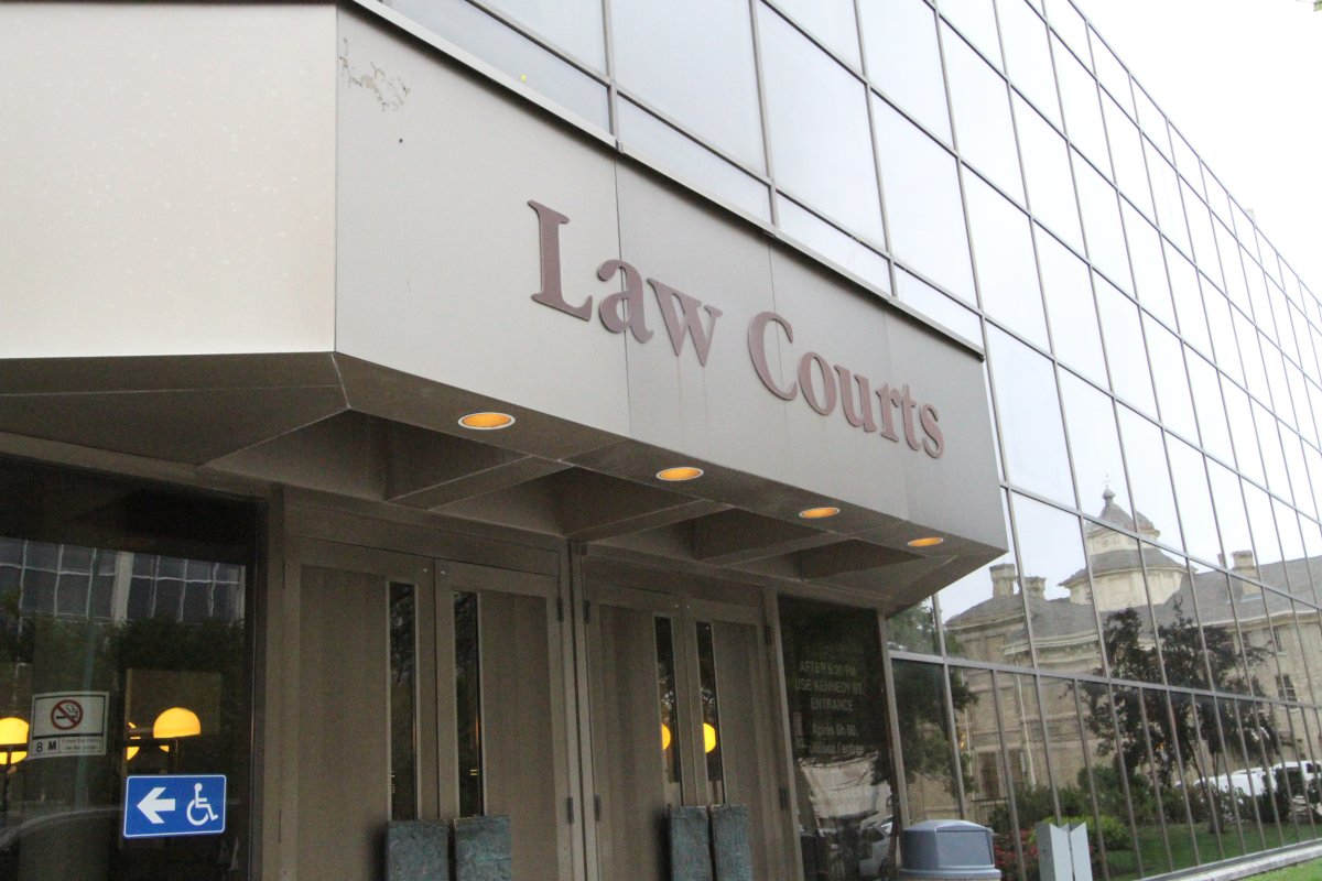 Court of Queen's Bench Justice Vic Toews has restarted jury deliberations for a second-degree murder trial after a jury member showed symptoms of COVID-19.