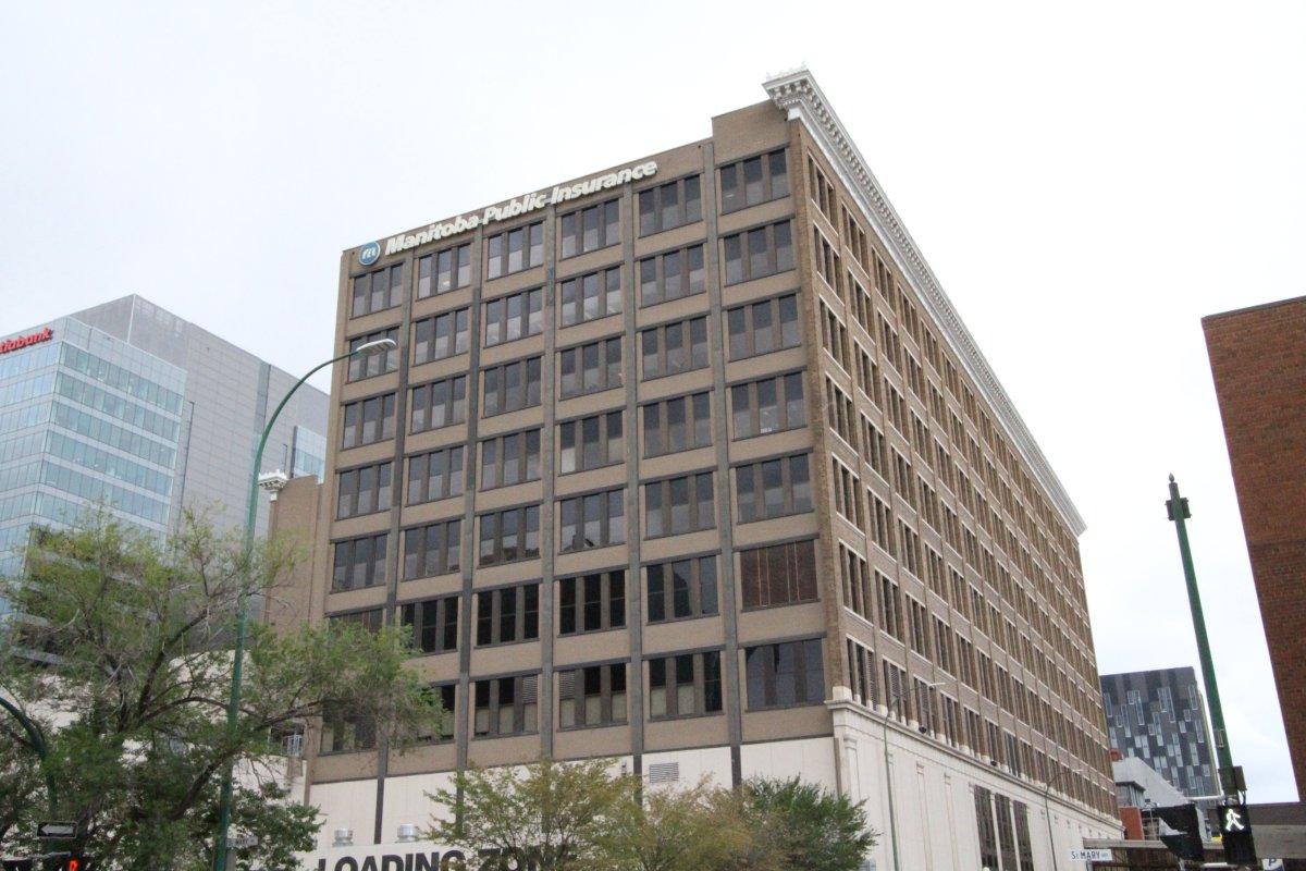 Manitoba Public Insurance building