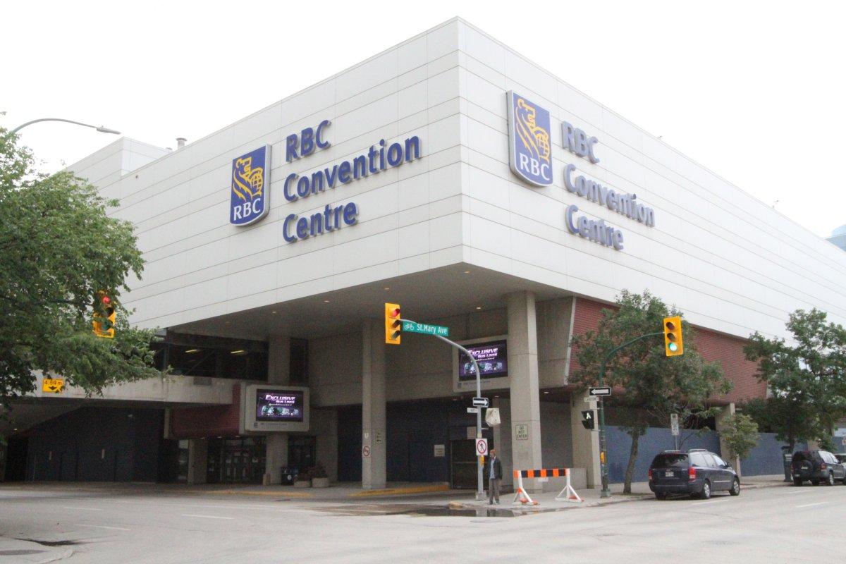 RBC Convention Centre.