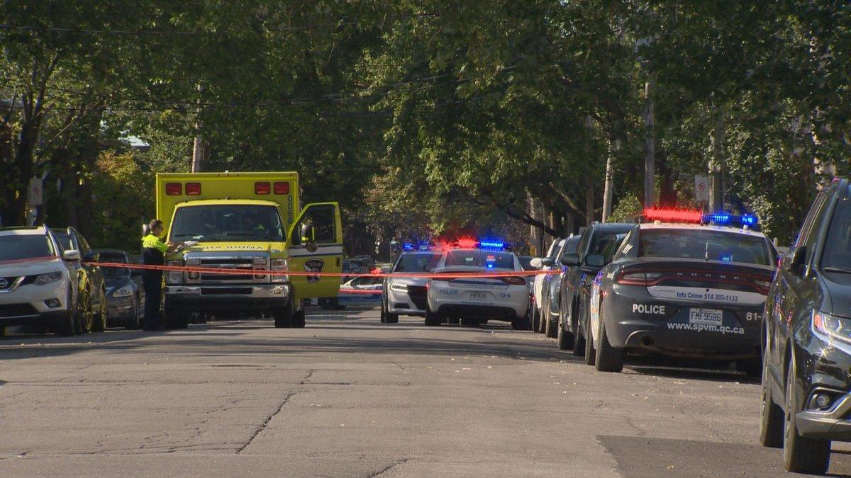 FILE: Investigators at the crime scene in LaSalle on Sept. 16, 2019.