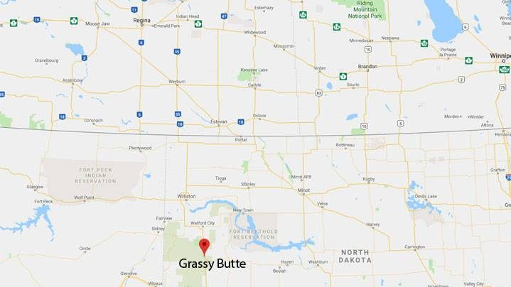 A South Dakota man has been charged with negligent homicide in a crash that killed a man from Warman, Sask.