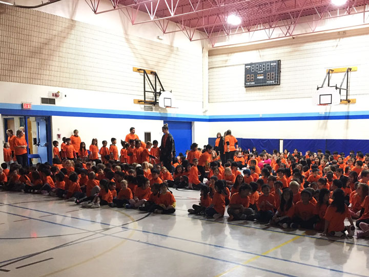 Orange Shirt Day on Sept. 30 aims to raise awareness of the impact of the residential school system.
