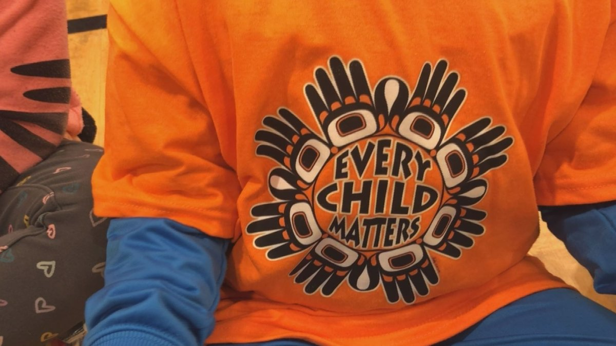 Teachers in B.C. are planning to wear orange this week in honour of the 215 children found buried in a mass grave at the former Kamloops Indian Residential School.