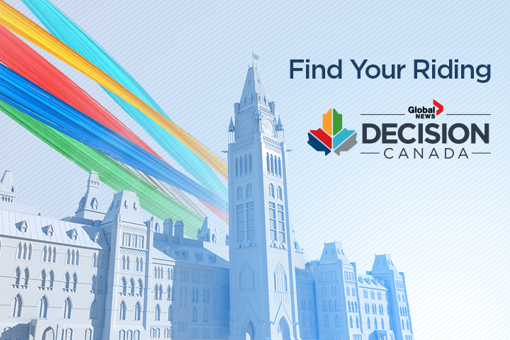 Canada election: Find your riding, your local candidates and their voting history - image