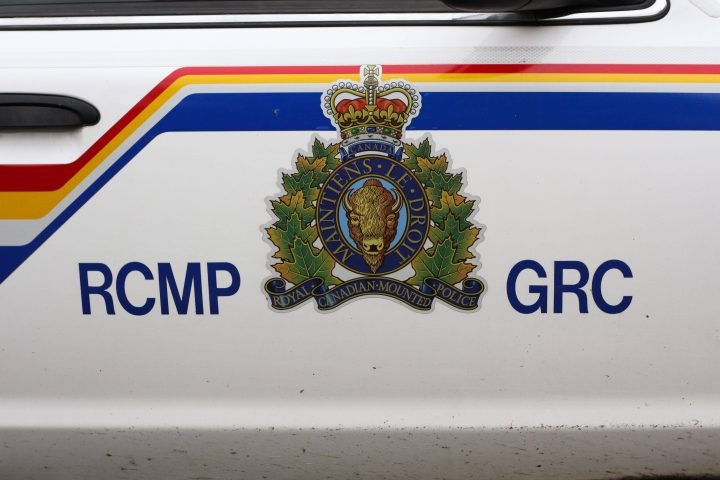 File: An RCMP patrol car.