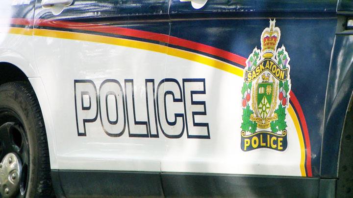 A file photo of a Saskatoon police vehicle.