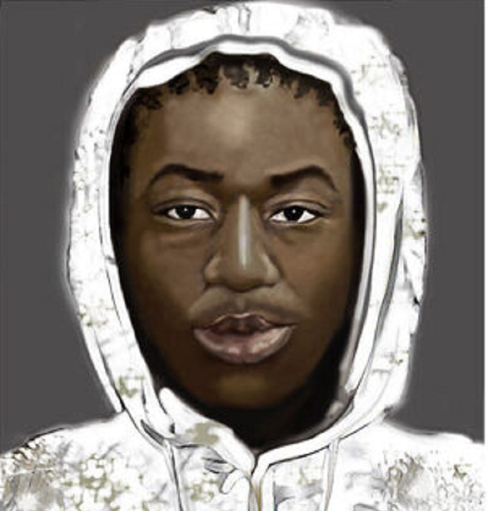 Toronto police released a composite sketch of the suspect believed to be involved in a fatal shooting in Liberty Village in 2016.