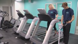 Continue reading: Exercise as medicine: medical fitness clinic opens in Regina