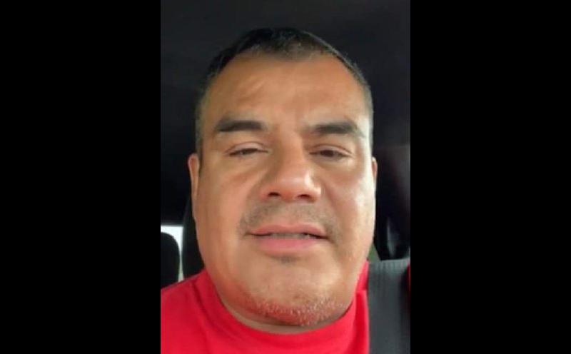 James Lee Stepanow, 46, was last seen Sept. 3.