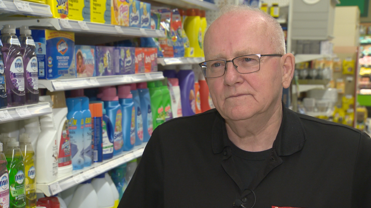 Terry Stafford, the owner of Hillsborough Freshmart, says he's ready to take on the next chapter in life.