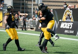 Continue reading: Tiger-Cats dominate 2nd half to win 2019 Labour Day Classic over Argonauts