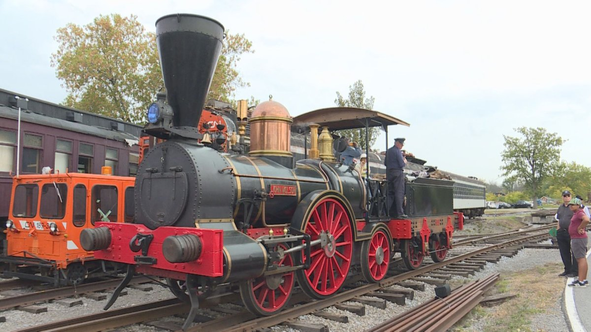 The Canadian Railway Museum celebrates the third edition of Railroad Day.