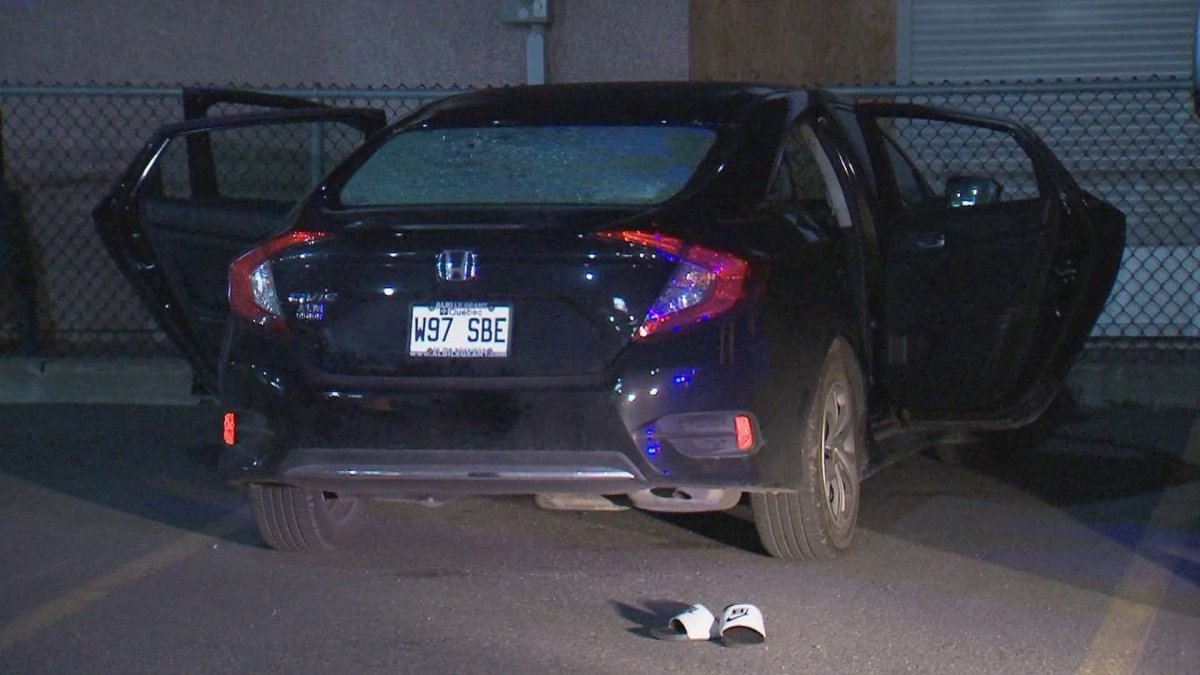 Several 911 calls reported the sound of gunshots in Montreal North on Monday around 10:30 p.m.