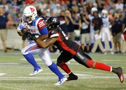 Continue reading: Tiger-Cats add 4, including former Alouettes running back Tyrell Sutton