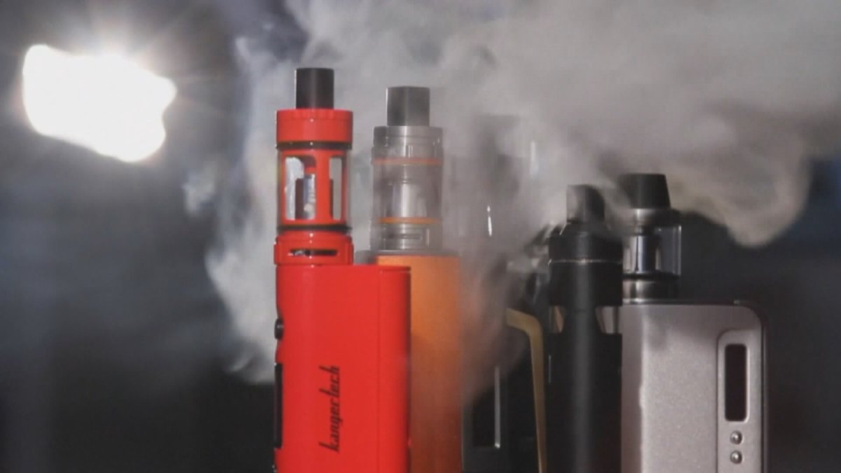 Lethbridge school districts enact strict vaping policies.