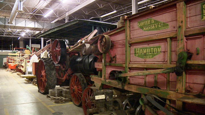 People can now access Western Development Museum's collision of Saskatchewan artifacts and over 9,000 of its library materials via the internet.