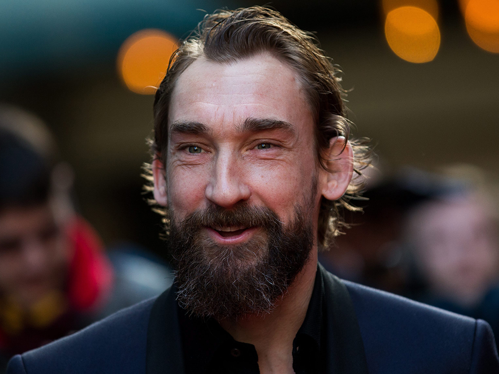 Joseph Mawle arrives for the 2016 Jameson Empire Awards in London, Britain, on March 20, 2016.