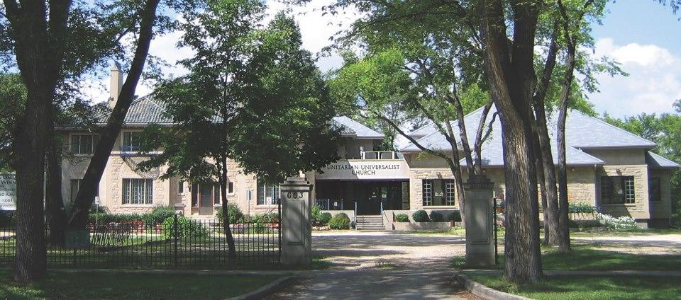 First Unitarian Universalist Church of Winnipeg.