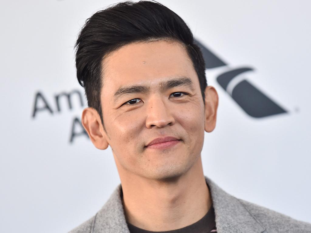 John Cho at the 2019 Film Independent Spirit Awards held on Santa Monica Beach on Feb. 23, 2019 in Santa Monica, Calif.