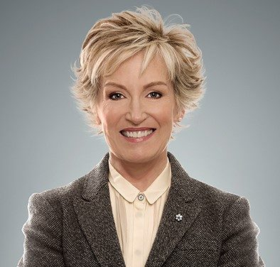 TVO CEO Lisa de Wilde, shown in this handout image, plans to leave her post at the end of the month.
