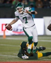 Continue reading: Roughriders move closer to clinching West with comeback win in Edmonton