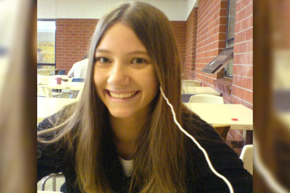 Brittney McInnes, 17, was sexually assaulted and murdered in her Calgary home Jan 17, 2010.