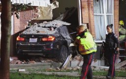 Continue reading: Kingston police release name of driver whose car crashed into Brock Street house