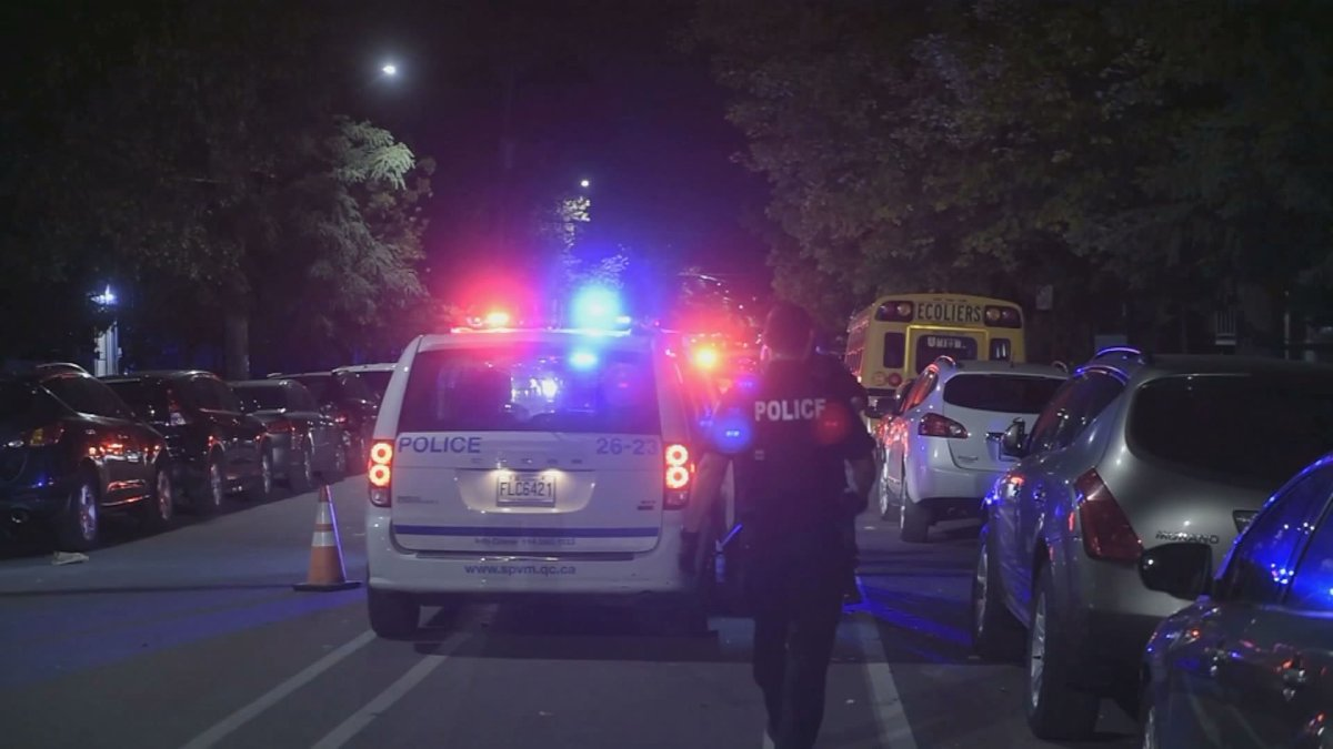 Montreal police are investigating after a stabbing in Côte-des-Neiges.