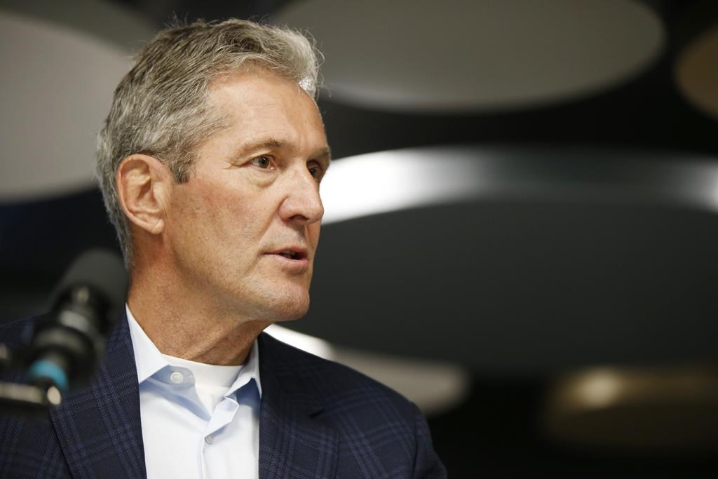Manitoba Premier Brian Pallister says his government is cutting funding for several environmental groups this year.
