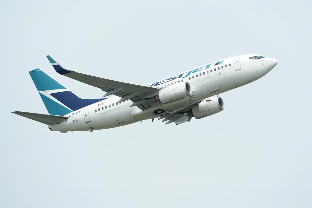 A WestJet flight from Calgary to Halifax has been flagged as a potential COVID-19 exposure zone.