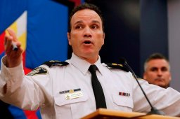Continue reading: Officer morale 'in the basement' with little help from chief: Winnipeg Police Association