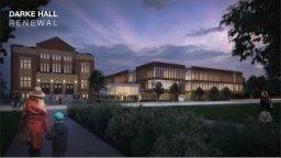 Continue reading: Regina's Darke Hall layout design unveiled