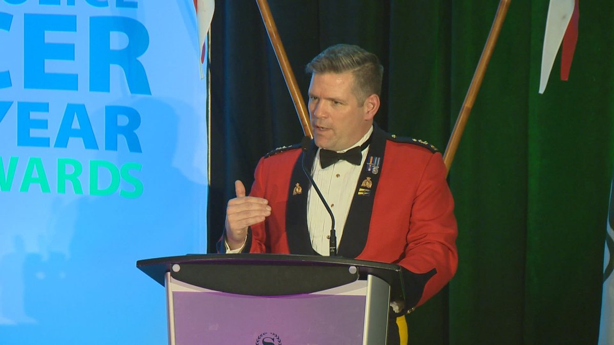 """In a speech on Oct. 10, 2019, RCMP Assistant Commissioner Dwayne McDonald said """"uninformed"""" criticism of the detachment has pushed him to the breaking point."""