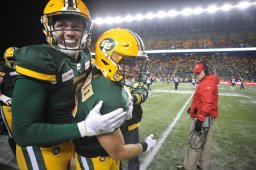 Continue reading: Eskimos clinch playoff spot with Saturday night win over Lions