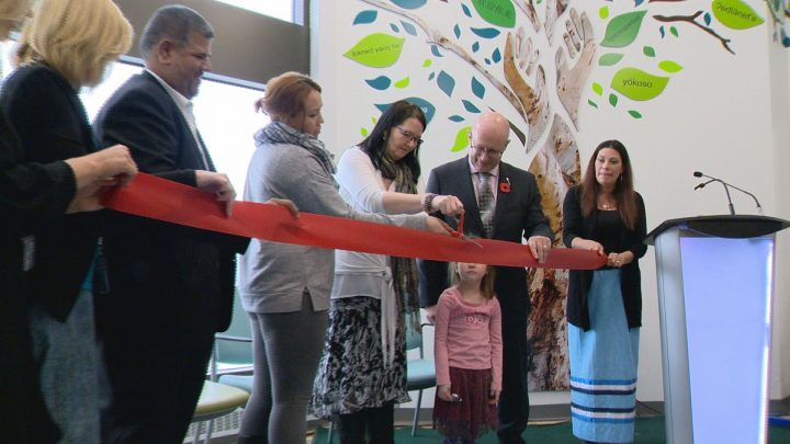 Residents in Central Regina are receiving improved team-based care at Four Directions Community Health Centre's new location on Albert Street.