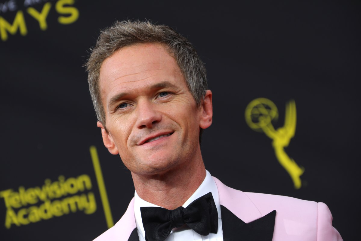 Neil Patrick Harris attends the 2019 Creative Arts Emmy Awards on Sept. 15, 2019 in Los Angeles, Calif.