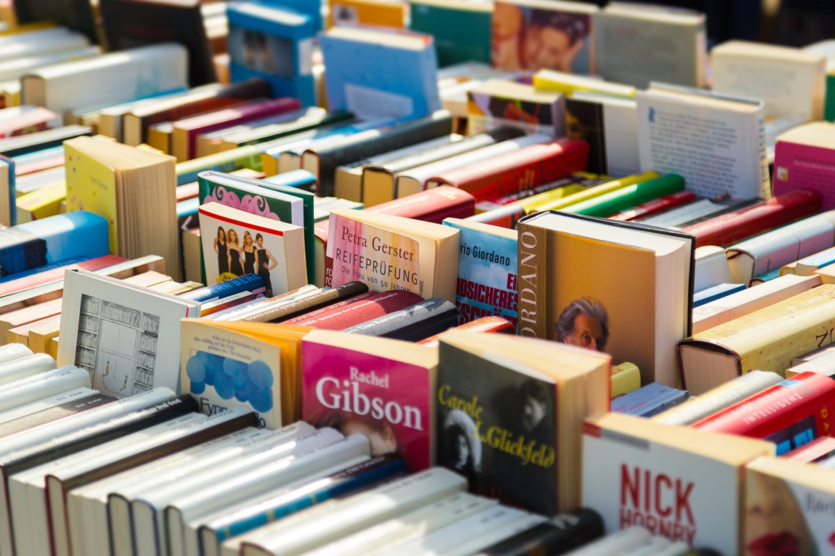 Friends of the Guelph Public Library say they have cancelled this year's Giant Book Sale.