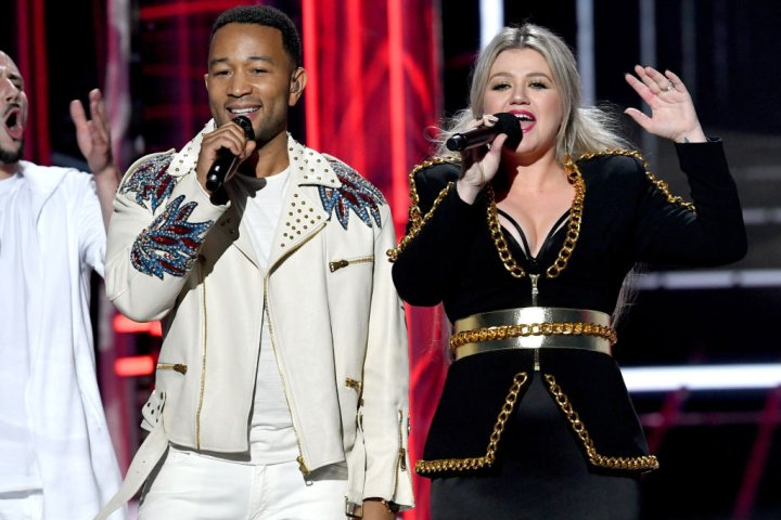 John Legend rewrites 'Baby, It's Cold Outside' to remove controversial lyric | The Peak