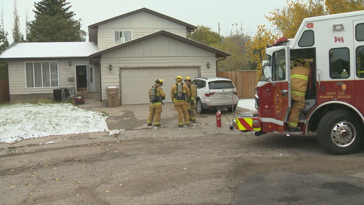 The Regina Fire Department were called to an oven fire at a Regina home on Wednesday. Fortunately, the fire did not spread, but a good reminder to be careful while cooking.