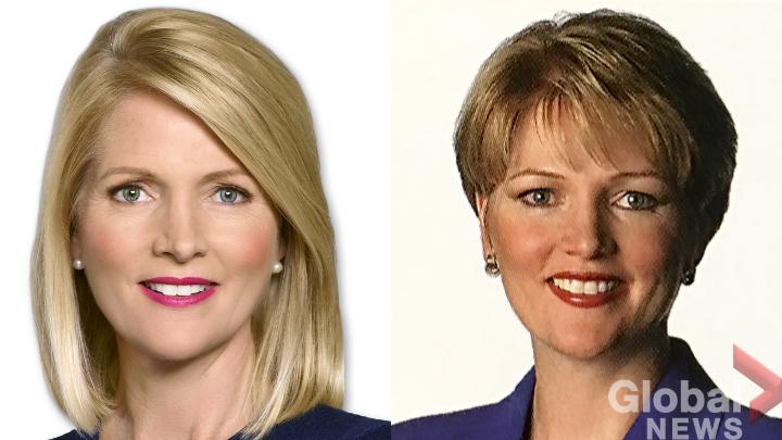 Linda Olsen started working at Global Calgary in 1995.