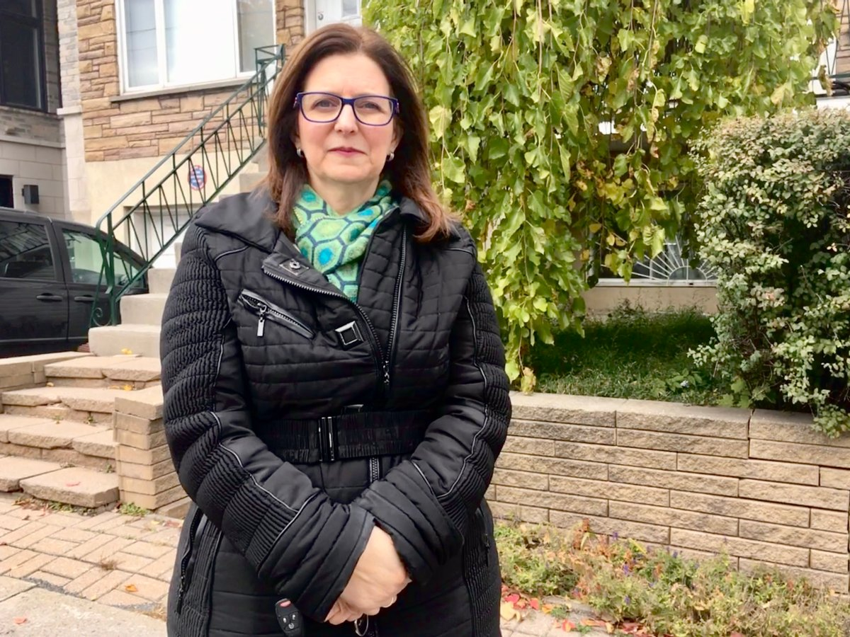 A file photo of EMSB chairperson Angela Mancini.