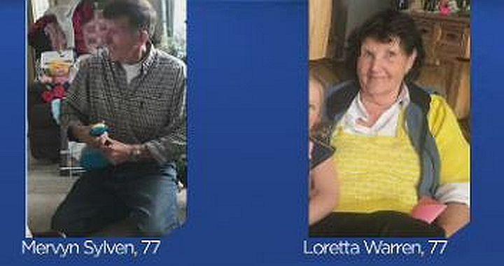 Mervyn Sylven and Loretta Warren were last seen Sunday Oct. 6, 2019 near Stony Plain.