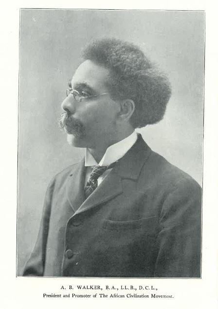 Abraham Beverley Walker.