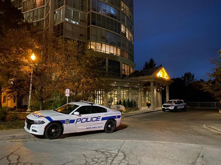 "Peel Regional Police are investigating a ""suspicious death"" in Mississauga."