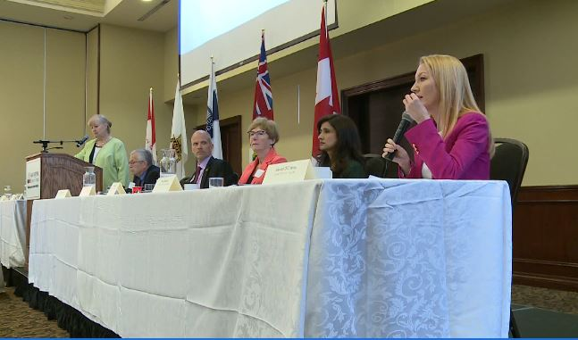 A number of people are vying for the Pickering-Uxbridge seat currently held by Liberal incumbent Jennifer O'Connell.
