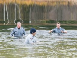 Continue reading: Icy dip for three Revelstoke RCMP officers: a fundraiser for Special Olympics B.C.